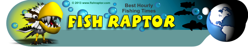 Fishraptor.com, the best hourly fishing forcasts for 2013 and beyond!